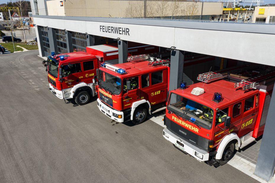 Feuerwehr Schömberg, MEDER CommTech GmbH