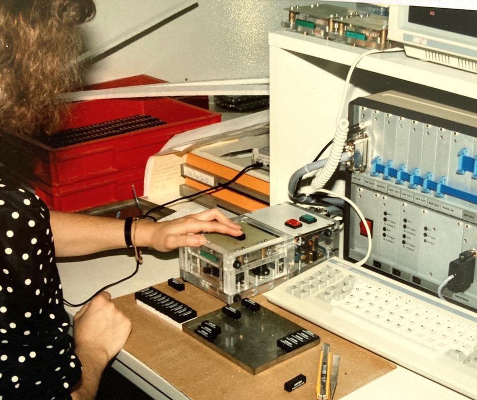 Erfolgs- und Firmengeschichte MEDER CommTech, MEDER CommTech GmbH